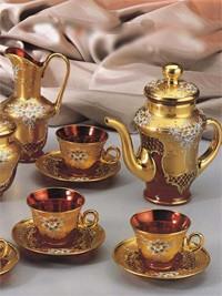 Set za kavo za 6 oseb