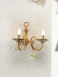 Stenska svetilka Alulim