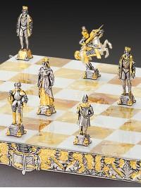 Luksuzni šah - SREDNJEVEŠKI SET / mali