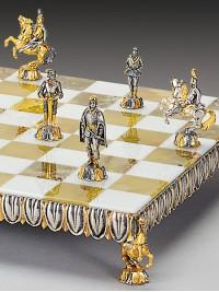 Luksuzni šah - RENESANČNI SET / mali