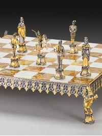 Luksuzni šah - HABSBURŽANI - FRANC JOŽEF I. AVSTRIJSKI CESAR (1848-1916) / srednji