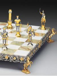 Luksuzni šah - KAREL VELIKI, CESAR SVETEGA RIMSKEGA IMPERIJA (800-814) / srednji