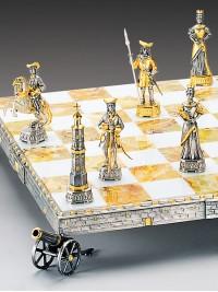 Luksuzni šah - PETER VELIKI, RUSKI CAR (1672-1725) / srednji