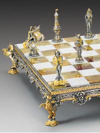 Luksuzni šah - SREDNJEVEŠKI SET 2 / srednji