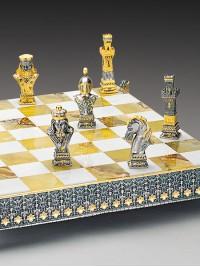 Luksuzni šah - POKER SET 2 / srednji