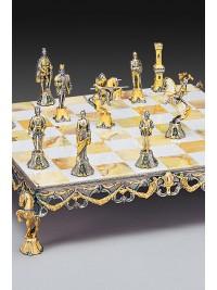 Luksuzni šah - SREDNJEVEŠKA BITKA / srednji